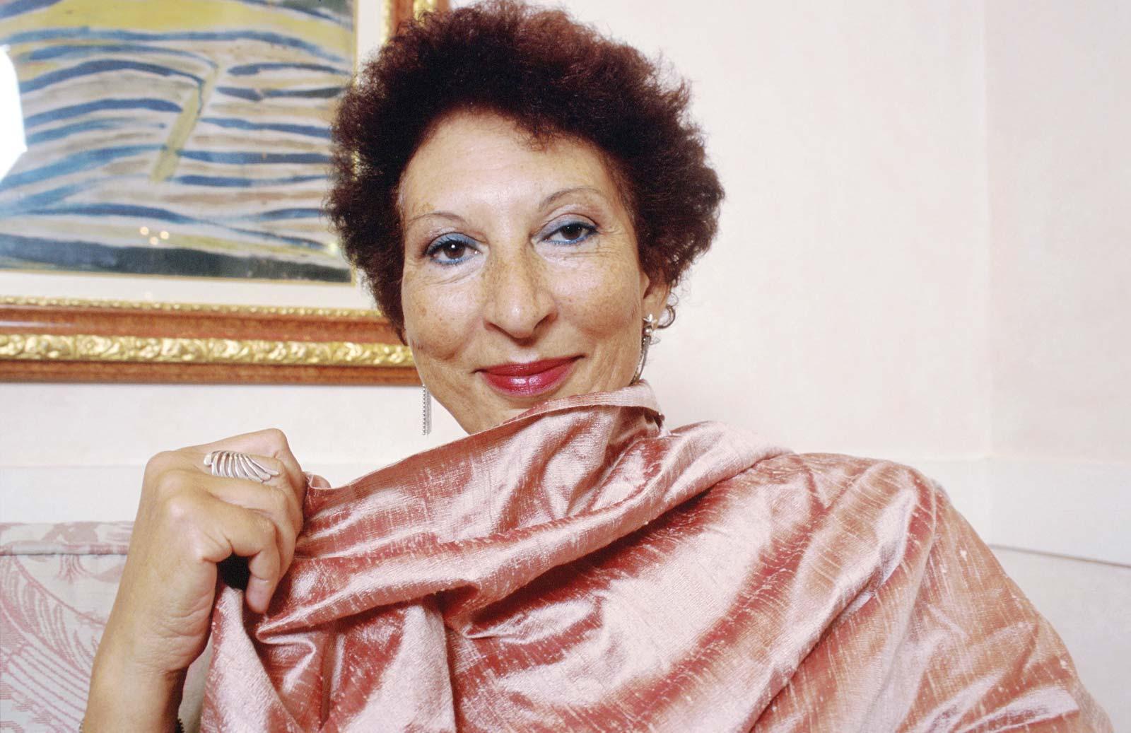 Fatima-Mernissi-Moroccan